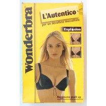 -60% (Euro 10,00) Wonderbra Reggiseno Push-Up Art. 7053